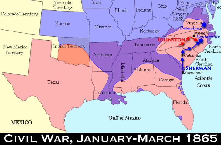 """Fall of the South: """"With Malice Toward None""""   Mental Floss"""