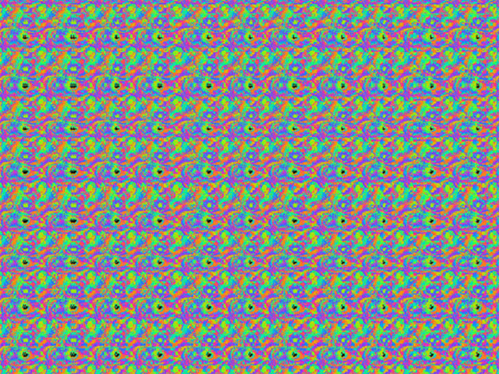 Why Can't Some People See Magic Eye Pictures? | Mental Floss