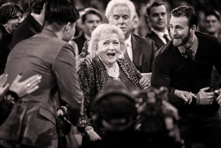 17247b1e She is the oldest person to earn an Emmy nomination.