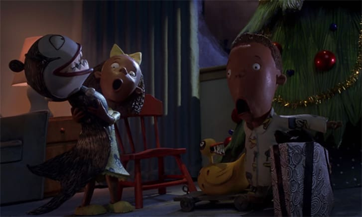 Evil Christmas Characters.21 Things You Didn T Know About The Nightmare Before
