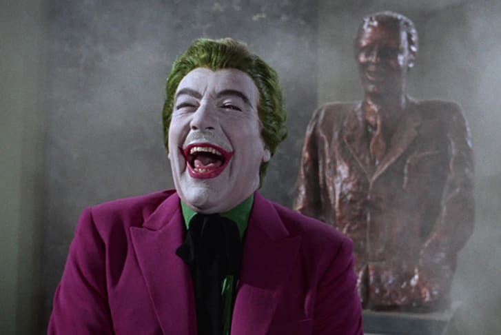 A Visual Guide to All 37 Villains in the Batman TV Series