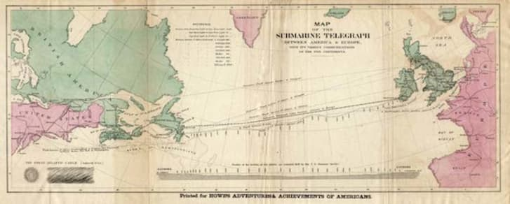 10 Facts About the Internet's Undersea Cables | Mental Floss