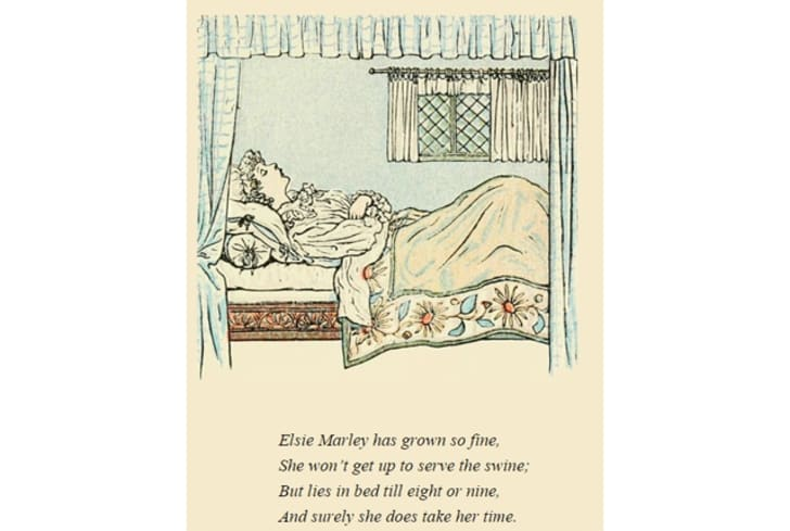 6 Forgotten Nursery Rhymes and Their Meanings | Mental Floss