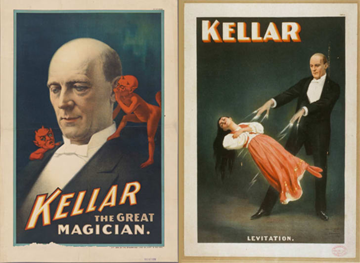 Awesome Vintage Posters from 15 Magicians | Mental Floss