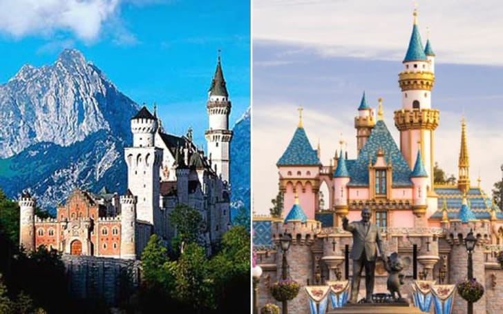 8 Real Life Locations That Inspired Disney Places And One