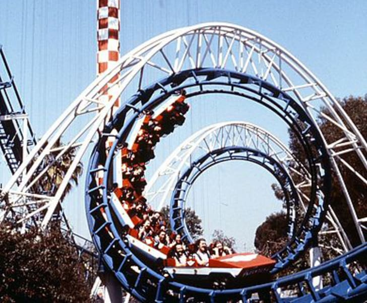 10 Roller Coasters That Changed America Mental Floss