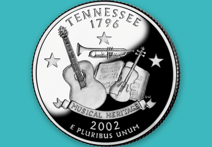 How Each State Decided What to Put on Its Commemorative Quarter