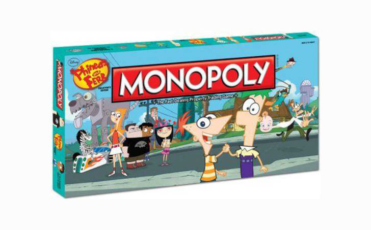 Monpoly: The Phineas and Ferb Edition