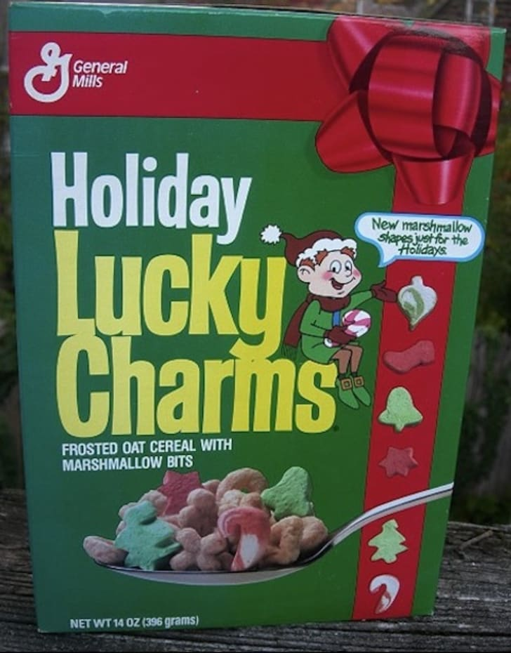 History Of Lucky Charms