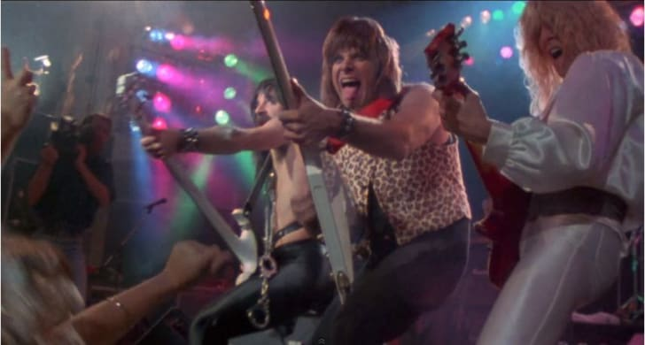 A scene from 'This is Spinal Tap' (1984)
