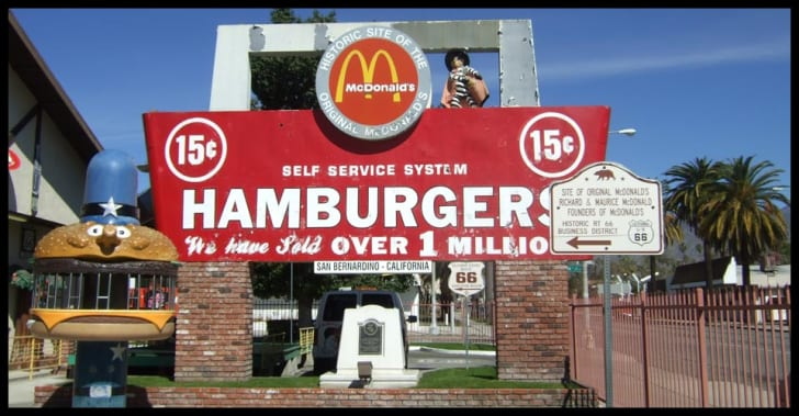 The Original Locations of 30 Famous Food Chains | Mental Floss