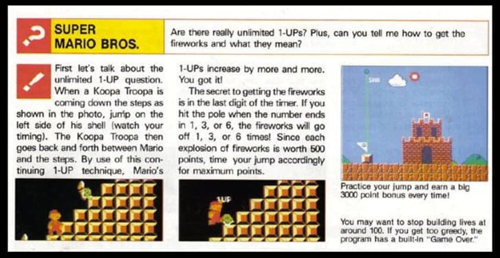 25 Things We Learned in the First Issue of Nintendo Power