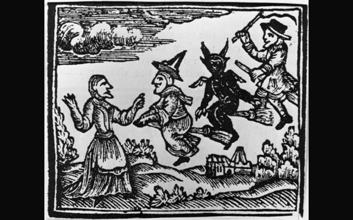10 Weird Facts About Witches | Mental Floss