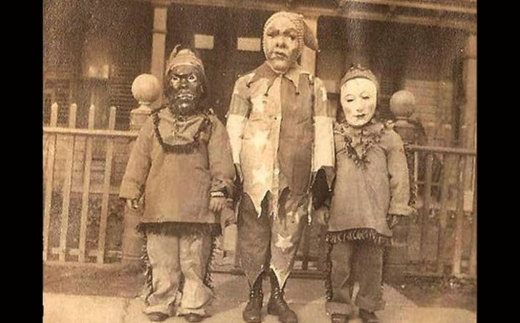 1950 Halloween Costume Ideas.18 Terrifying Old Costumes You Can T Unsee Mental Floss