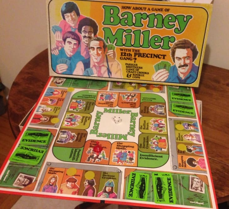 20 Board Games Based on '70s and '80s Television Shows | Mental Floss