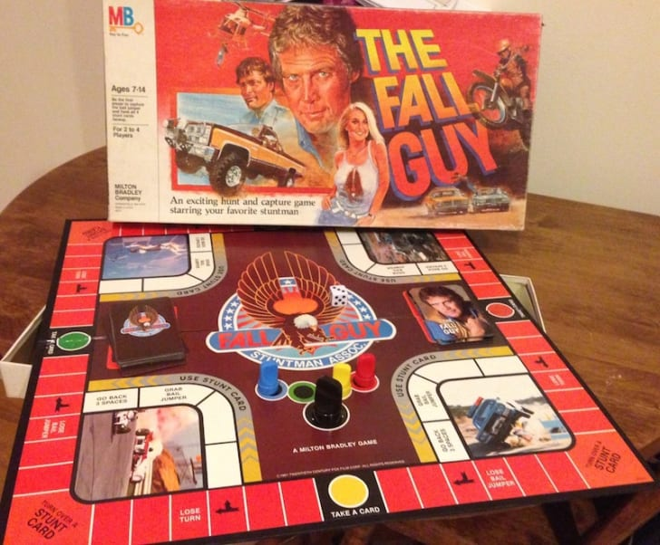 20 Board Games Based on '70s and '80s Television Shows