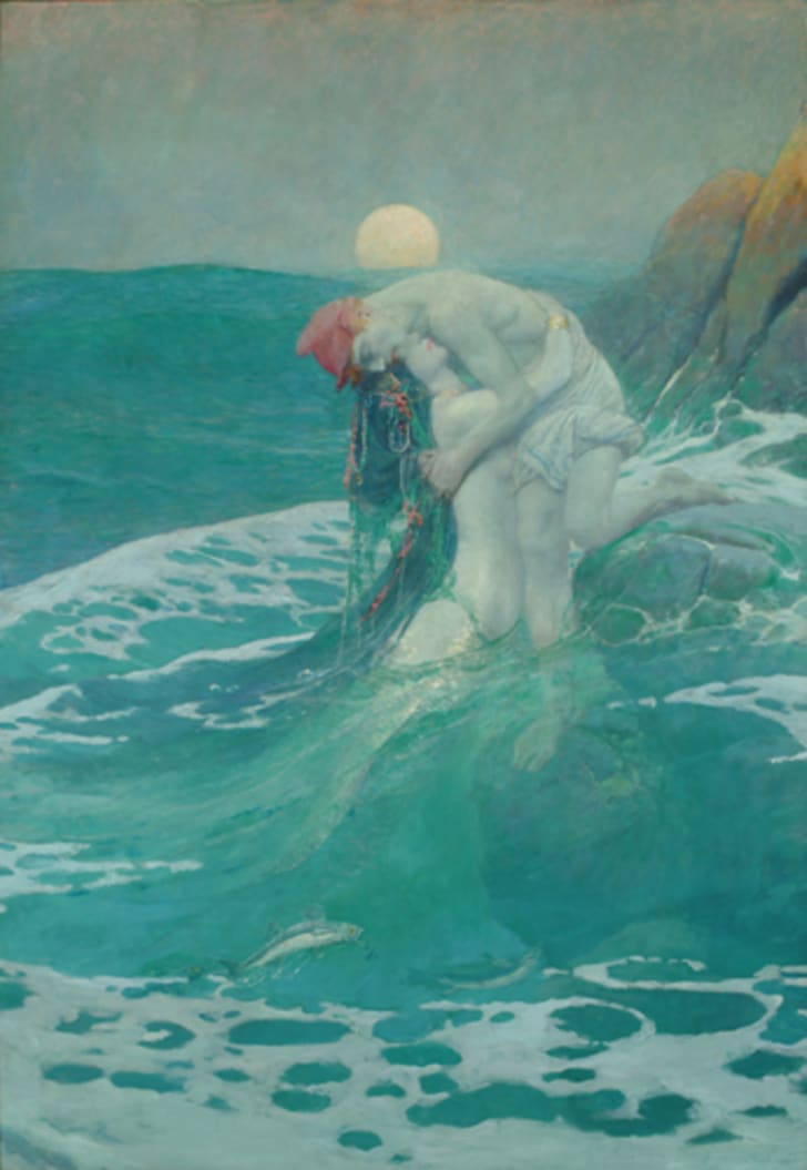 11 Famous Mermaids and their Creators | Mental Floss