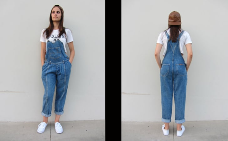 05d8fa1d202 OVERALLS. Photo courtesy Etsy. The fascination with too much denim ...