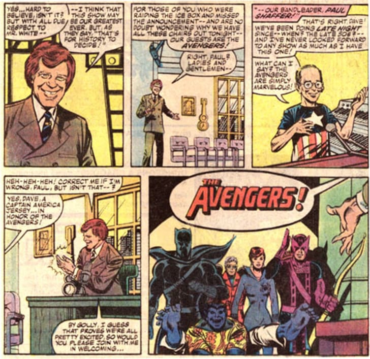 10 Things You Might Not Know About The Avengers | Mental Floss