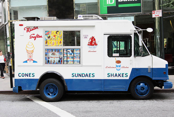 A Brief History of the Ice Cream Truck   Mental Floss