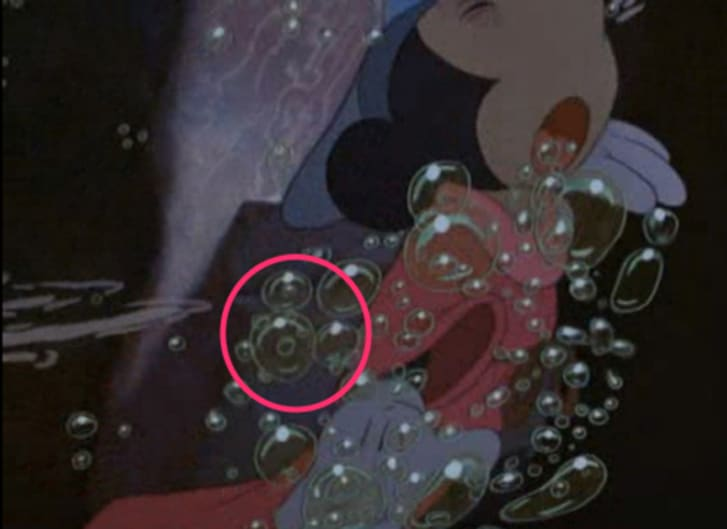 39 Hidden Mickeys in Disney Animated Movies | Mental Floss