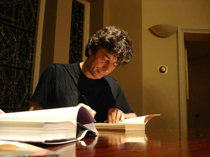 11 Neil Gaiman Quotes on Writing | Mental Floss