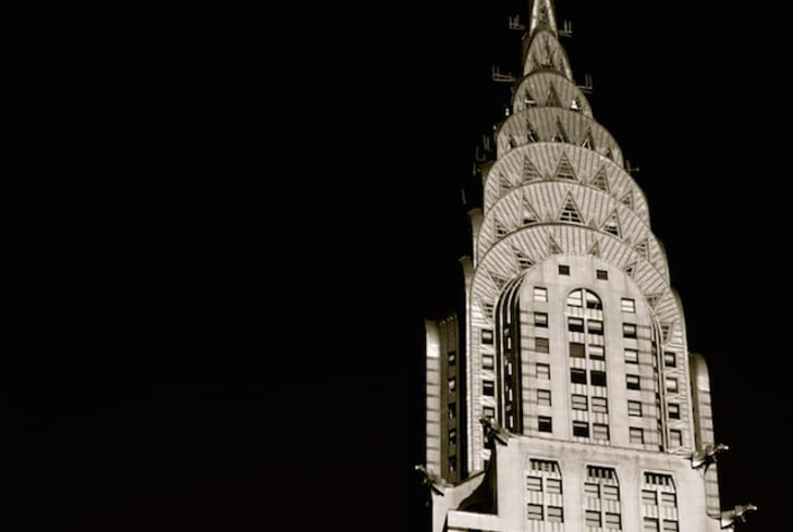 New York City's Chrysler Building