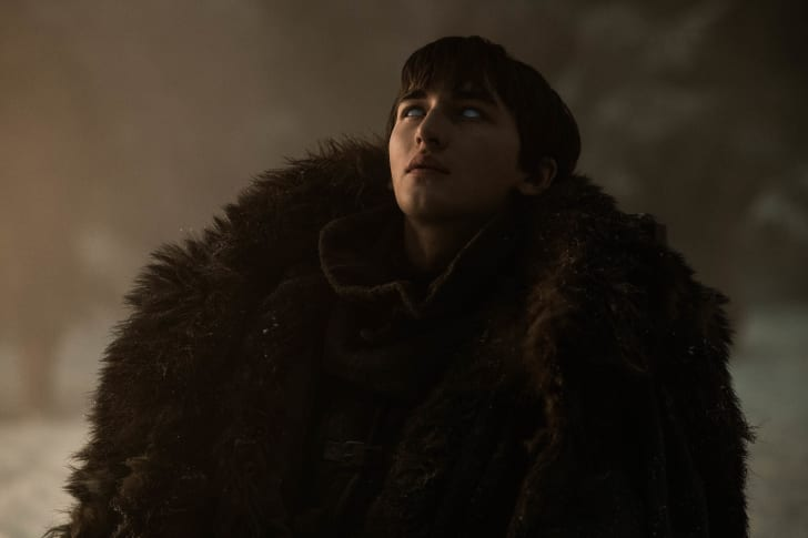 Isaac Hempstead Wright in 'Game of Thrones' season 8