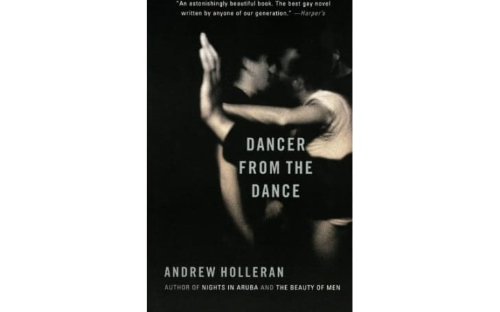 The cover of 'Dancer From the Dance'