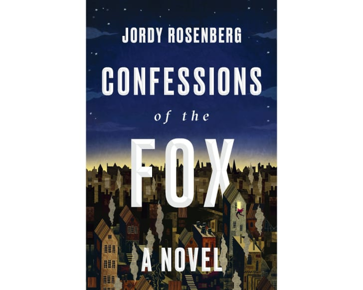 The cover of 'Confessions of the Fox'