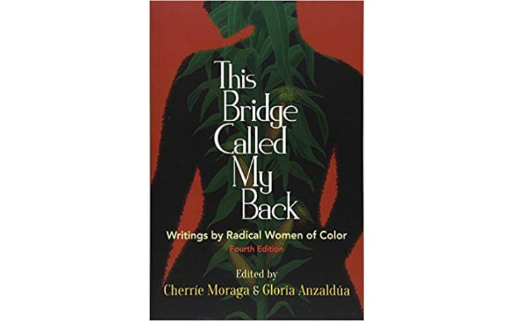 The cover of 'This Bridge Called My Back'