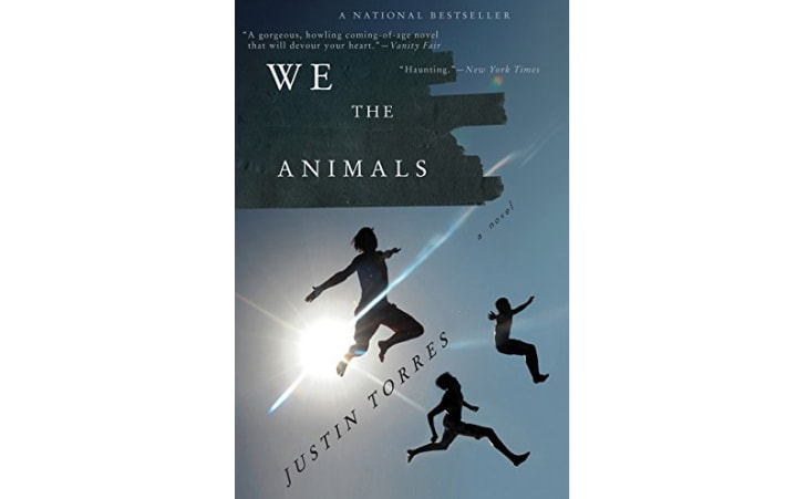 The cover of 'We the Animals'