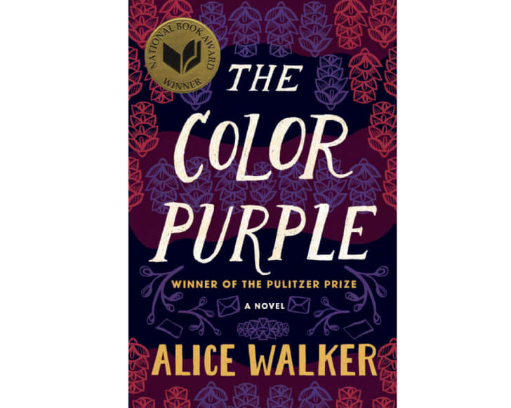 The cover of 'The Color Purple'