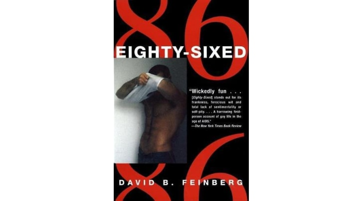The cover of 'Eighty-Sixed'