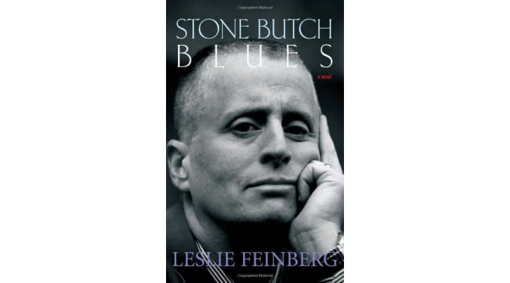 The cover of 'Stone Butch Blues'