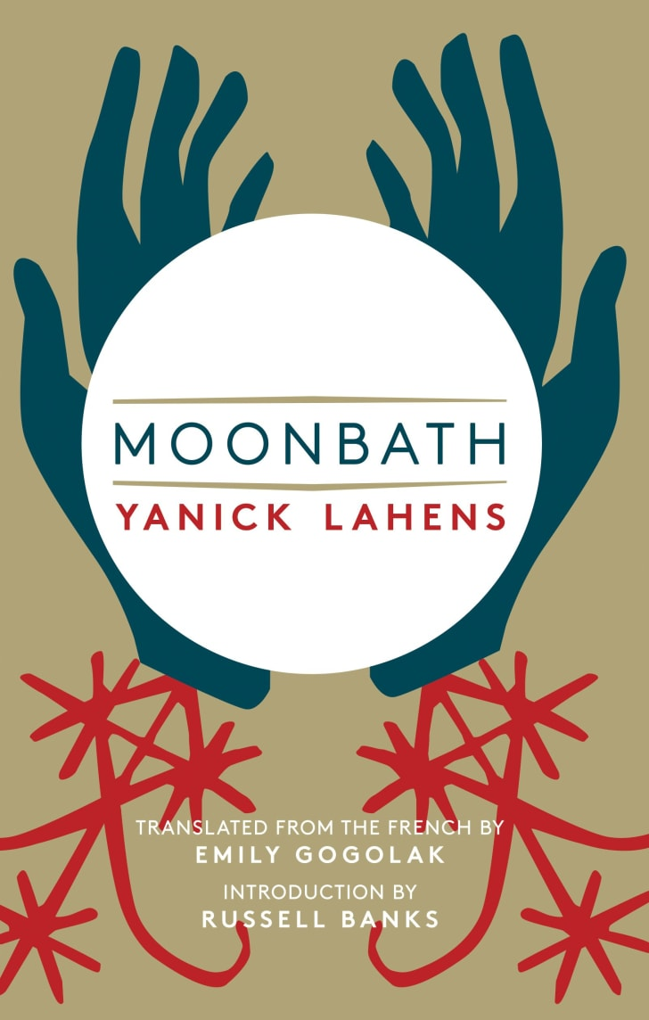 The cover of the book 'Moonbath.'