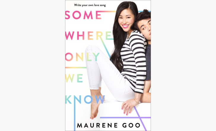 The cover of 'Somewhere Only We Know' by Maurene Goo