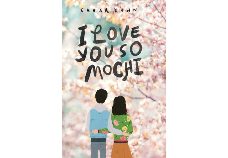 The cover of 'I Love You So Mochi' by Sarah Kuhn