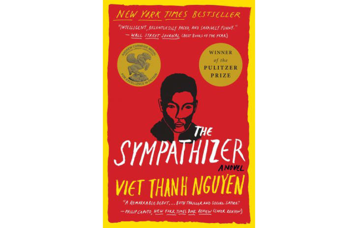 The cover of The Sympathizer by Viet Thanh Nguyen
