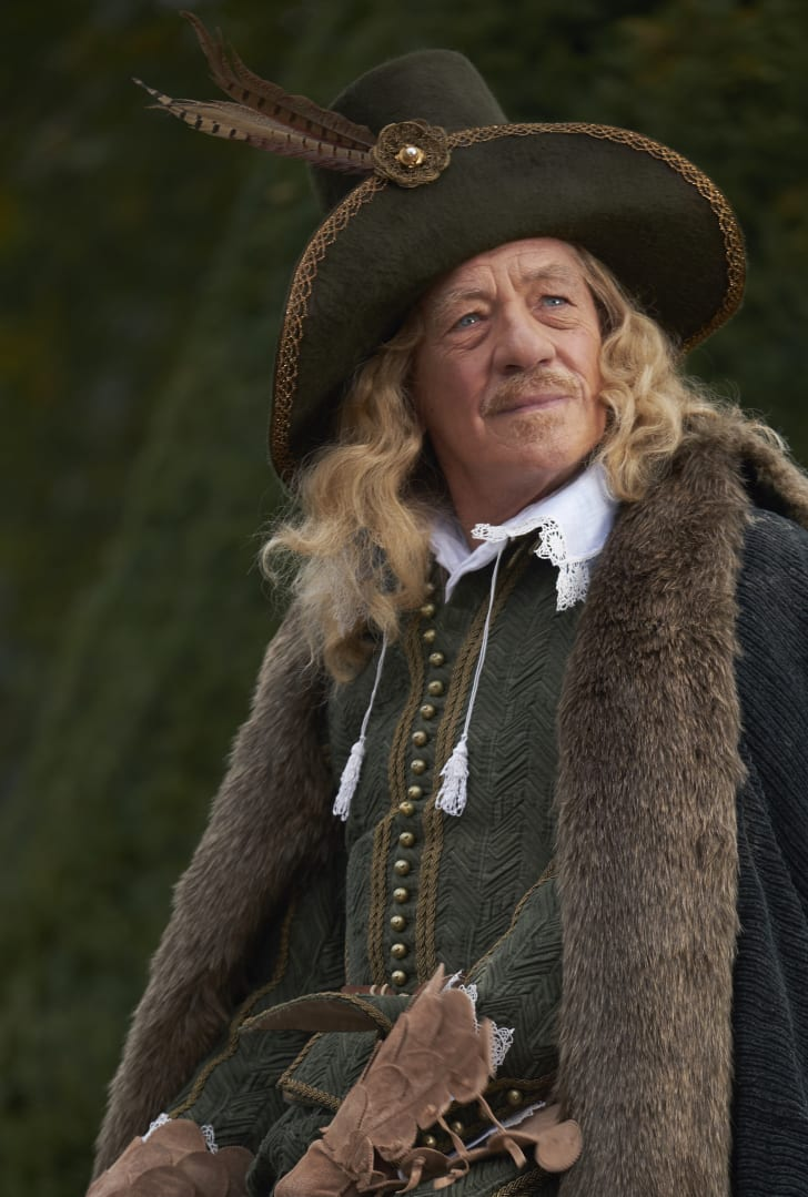 Ian McKellen as Henry Wriothesley in 'All is True'