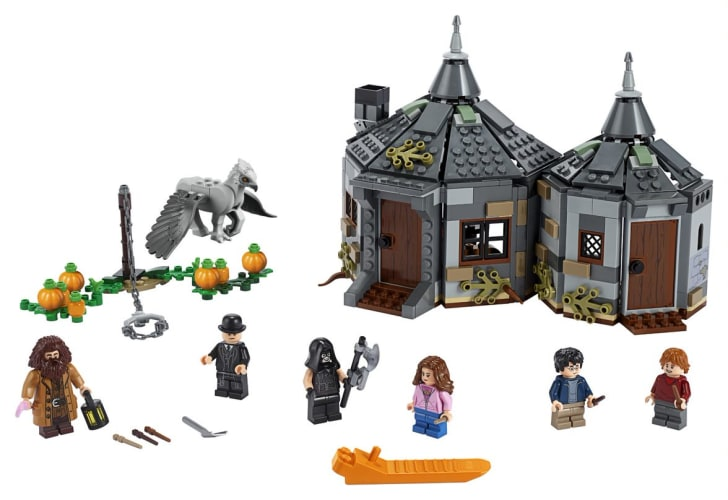 Harry Potter LEGO set.