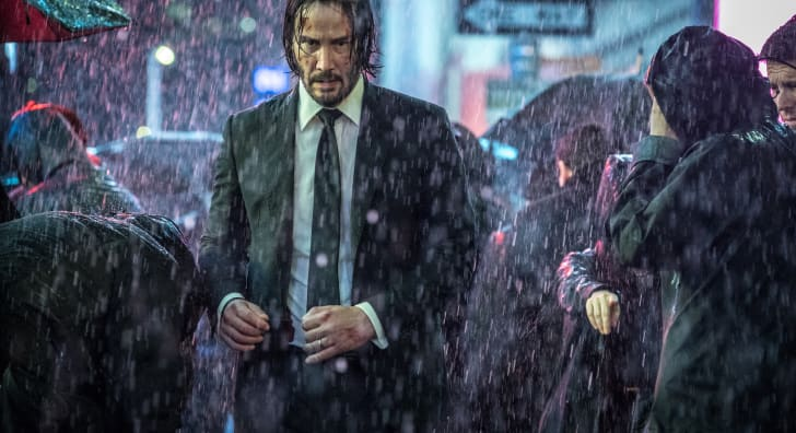 Keanu Reeves in John Wick: Chapter 3 - Parabellum (2019)