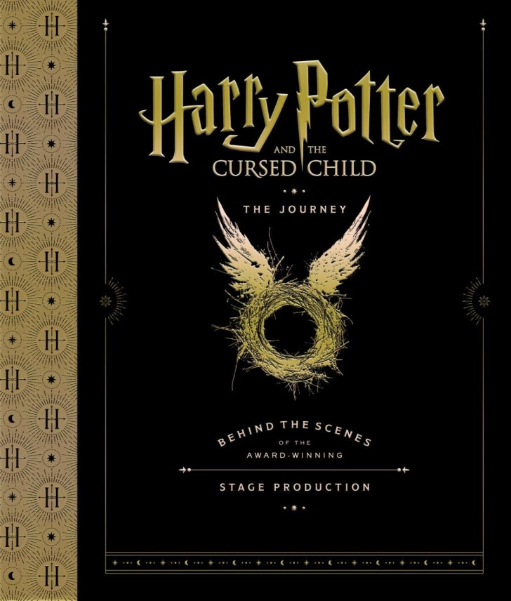 harry potter and the cursed child: the journey book