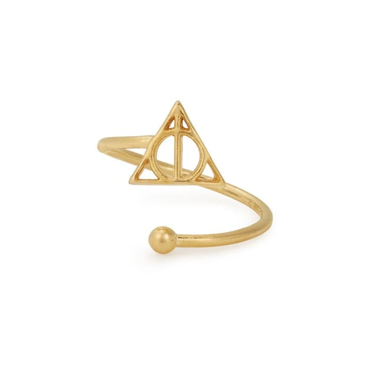 alex and ani deathly hallows ring