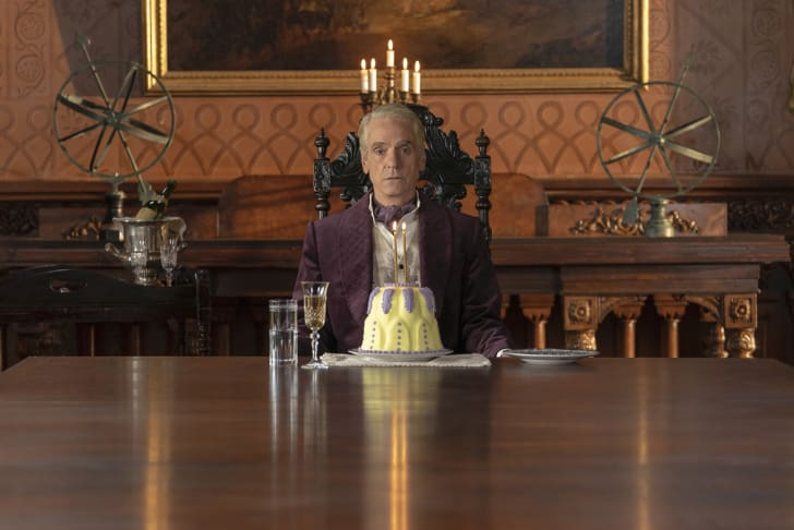 Jeremy Irons in HBO's 'Watchmen'