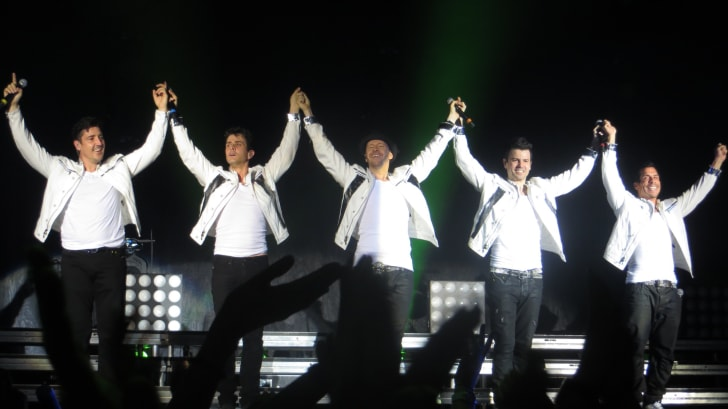 An Intimate Evening with New Kids On The Block – European Tour 2014