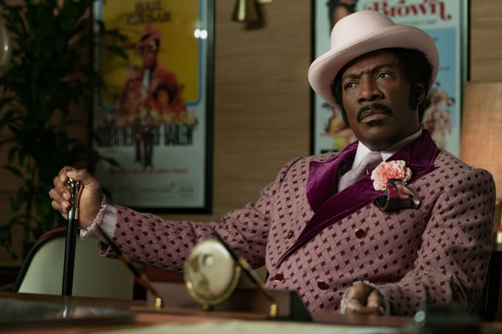 Eddie Murphy stars in 'Dolemite Is My Name' (2019)