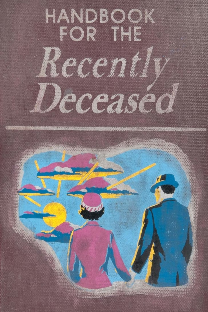 Cover of Handbook for the Recently Deceased.