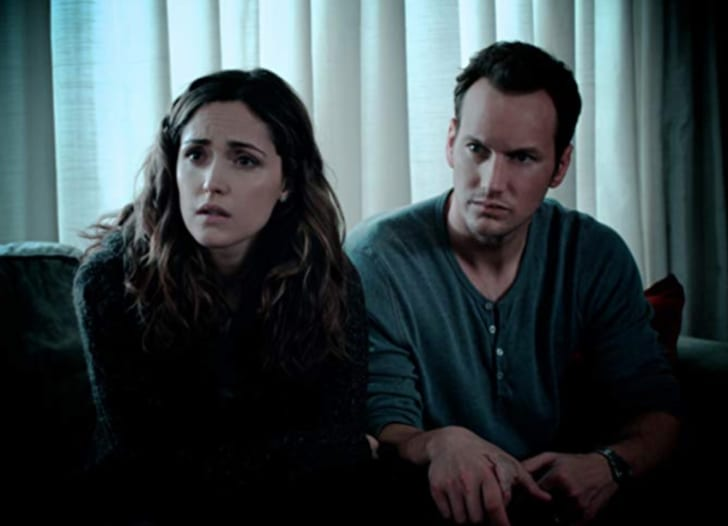 Rose Byrne and Patrick Wilson in Insidious (2011)