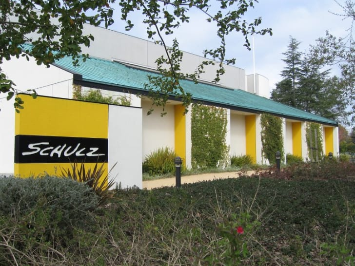 The Charles M. Schulz Museum and Research Center, Santa Rosa, California